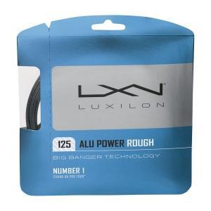 アルパワーラフ 1.25mm LUXILON ALUPOWER ROUGH ルキシロン ガット ラケット購入で張り工賃無料
