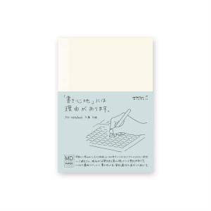 MIDORI (ミドリ) MDノート 文庫 方眼罫 【2冊までメール便可】