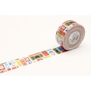 クラフトテープの代わりに使える、強粘着の梱包用テープです。 パッキングをおしゃれに彩りたい時や、ラッ...