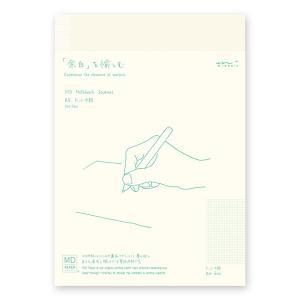 MIDORI (ミドリ) MDノート ジャーナル A5 ドット方眼【1冊までメール便可】