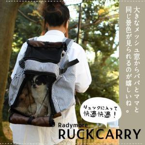 SALE セール 犬 リュック ラディカ リュックキャリー Mサイズ 100円OFFクーポン対象 メール便不可|radica|02