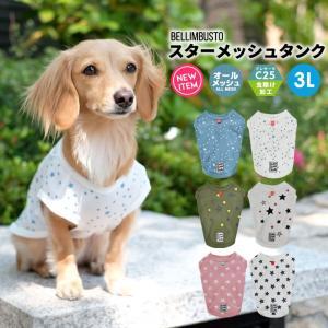 犬 服 ラディカ  スターメッシュタンク クール 虫よけ 100円OFFクーポン対象 1点のみメール便選択可