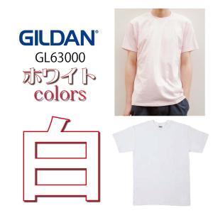 Tシャツ ギルダン GILDAN/アジアフィットソフトスタイルTシャツ ホワイトTシャツ|radio-flyer