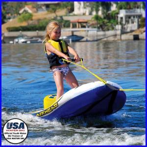 トーイングチューブ AIRHEAD EZ SKI エアーヘッド イージースキー ウェイクボード 水上スキー 子供
