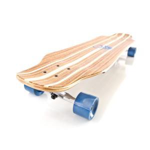 WHITE WAVE ロングスケートボード SHOCKER 39インチ 日本未発売 ホワイト ウェーブ