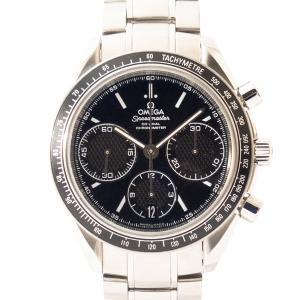 【OMEGA】スピードマスター コーアクシャル ブラック文字盤 326.30.40.50.01.001 メンズ 自動巻き 腕時計 raftelshop