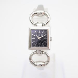 【GUCCI】グッチ YA120513 トルナヴォー二 ブラック文字盤  レディース腕時計|raftelshop