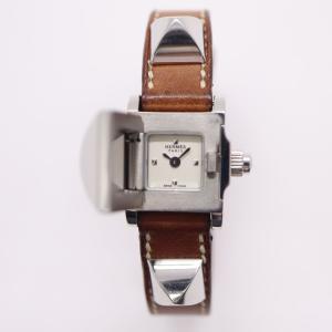 【HERMES】エルメス ME2.110 メドール・ドゥブルトゥール レディース腕時計 raftelshop