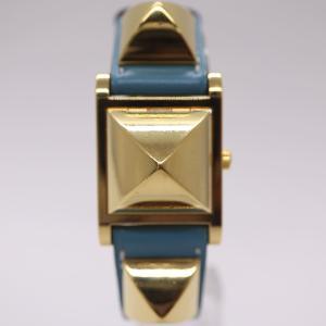 【HERMES】エルメス ME1.201 メドール  レディース腕時計 raftelshop