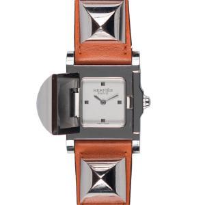 【HERMES】エルメス  ME3.210 メドール レディース腕時計 raftelshop