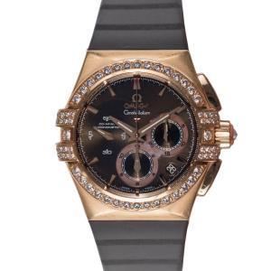 【OMEGA】オメガ 121.57.35.50.13.001 コンステレーション ダブルイーグル ユニセックス 腕時計 raftelshop
