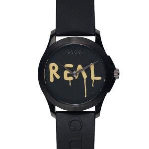 【GUCCI】グッチ 126.4 ゴースト G-タイムレス 38mm REAL  腕時計 メンズ|raftelshop
