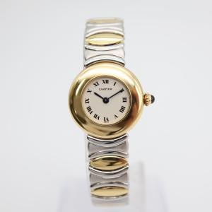 【CARTIER】カルティエ W40001F2 コリゼ ベルエポック レディース 腕時計 美品 raftelshop