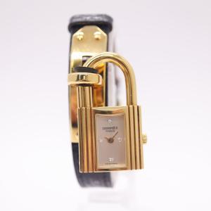 【HERMES】 エルメス 39.30.22C ケリーウォッチ  美品 レディース腕時計 raftelshop