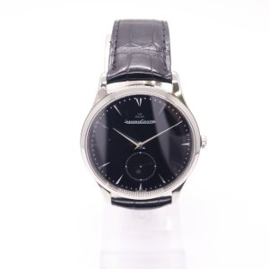 【JAEGER LE COULTRE】ジャガー・ル・クルト Q1358470 マスター グランド ウルトラスリム メンズ腕時計|raftelshop