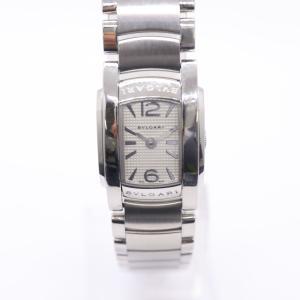 【BVLGARI】ブルガリ AA26C6SS アショーマ  クオーツ 美品 腕時計 レディース raftelshop