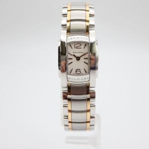 【BVLGARI】ブルガリ AA26C6SPGS アショーマD 腕時計 レディース raftelshop