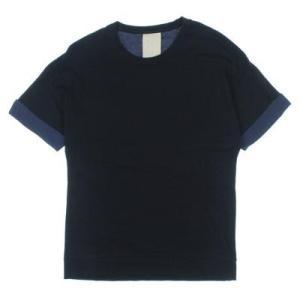 【メンズ】 【Tシャツ・カットソー】 【サイズ:44(S位)】 【中古】 【送料無料】 【y2018...