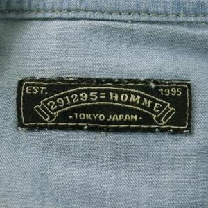 291295 HOMME  / ニーキューイチニーキューゴー オム シャツ メンズ ragtagonlineshop 03