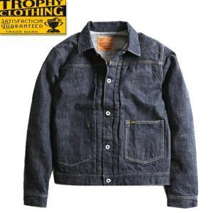 トロフィークロージング TROPHY CLOTHING ジージャン 2605 DIRT DENIM ...