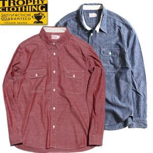トロフィークロージング TROPHY CLOTHING シャツ TR-SH02 HARVEST SH...