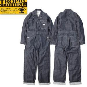 トロフィークロージング TOROPHY CLOTHING オールインワン つなぎ TR21SS-50...