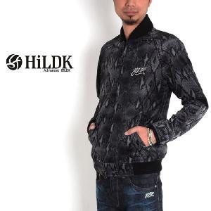 ハイエルディーケー HiLDK リブジャケット LDF505...