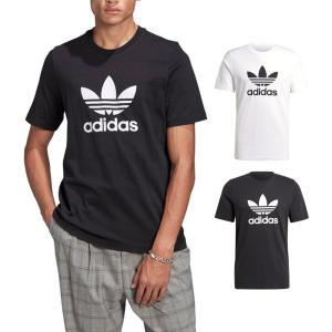 アディダス オリジナルス adidas originals Tシャツ メンズ レディース リラックスフィット トレフォイル ロゴ ラバープリント ブランド OVERSIZED TEE CW1211|raiders