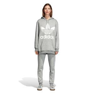アディダス オリジナルス adidas originals スウェット パーカー レディース ロゴ トレフォイル フーディー ブランド 黒 灰色 XS S M L O XO BF TREFOIL HOODIE raiders 15