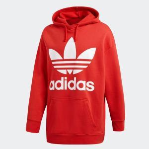 アディダス オリジナルス パーカー メンズ adidas originals ロゴ トレフォイル オーバーサイズ フーディー ブランド TREFOIL OVERSIZED HOODIE CW1246 DH5769|raiders|20