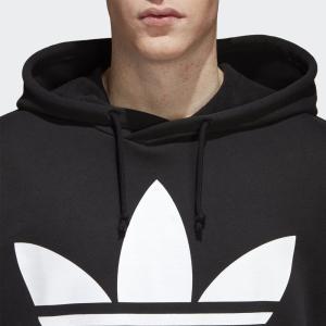 アディダス オリジナルス パーカー メンズ adidas originals ロゴ トレフォイル オーバーサイズ フーディー ブランド TREFOIL OVERSIZED HOODIE CW1246 DH5769|raiders|09