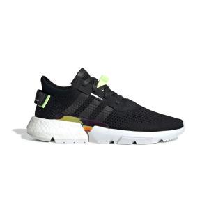 アディダス オリジナルス adidas originals スニーカー POD-S3.1 BOOST ブースト メンズ 靴 くつ ブランド カジュアル ストリート スポーツ 黒 ブラック DA8693|raiders|02
