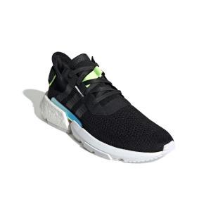アディダス オリジナルス adidas originals スニーカー POD-S3.1 BOOST ブースト メンズ 靴 くつ ブランド カジュアル ストリート スポーツ 黒 ブラック DA8693|raiders|07