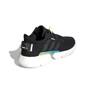 アディダス オリジナルス adidas originals スニーカー POD-S3.1 BOOST ブースト メンズ 靴 くつ ブランド カジュアル ストリート スポーツ 黒 ブラック DA8693|raiders|08