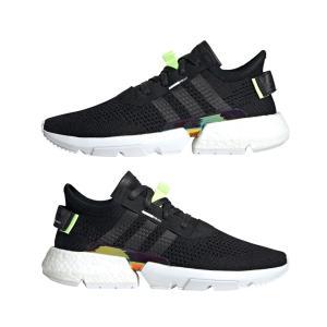 アディダス オリジナルス adidas originals スニーカー POD-S3.1 BOOST ブースト メンズ 靴 くつ ブランド カジュアル ストリート スポーツ 黒 ブラック DA8693|raiders|10