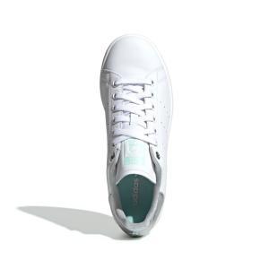 アディダス オリジナルス adidas originals スニーカー スタンスミス レディース 白 ホワイト シルバー STAN SMITH ブランド トレフォイル ローカット G27907|raiders|02