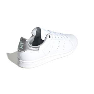 アディダス オリジナルス adidas originals スニーカー スタンスミス レディース 白 ホワイト シルバー STAN SMITH ブランド トレフォイル ローカット G27907|raiders|08
