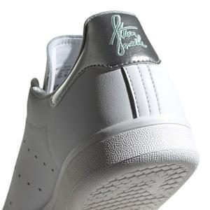 アディダス オリジナルス adidas originals スニーカー スタンスミス レディース 白 ホワイト シルバー STAN SMITH ブランド トレフォイル ローカット G27907|raiders|10
