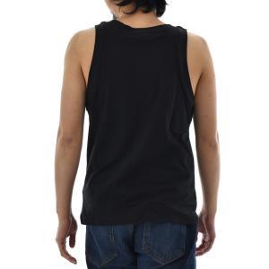 アディダス オリジナルス adidas originals タンクトップ メンズ ランニングシャツ ノースリーブ トレフォイル ロゴ ブランド 黒 白 TREFOIL TANK DV1508 DV1509|raiders|04
