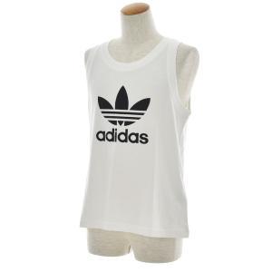 アディダス オリジナルス adidas originals タンクトップ メンズ ランニングシャツ ノースリーブ トレフォイル ロゴ ブランド 黒 白 TREFOIL TANK DV1508 DV1509|raiders|08