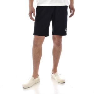 アディダス オリジナルス adidas originals パンツ  3ストライプス ショーツ ショートパンツ ハーフパンツ メンズ ブランド 黒 3STRIPES SHORTS DH5798|raiders