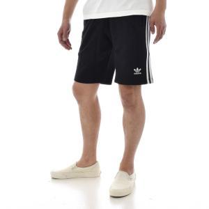 アディダス オリジナルス adidas originals パンツ  3ストライプス ショーツ ショートパンツ ハーフパンツ メンズ ブランド 黒 3STRIPES SHORTS DH5798 raiders 04