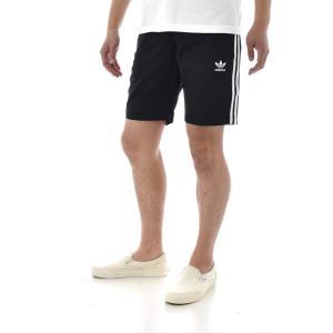 アディダス オリジナルス adidas originals パンツ  3ストライプス スイム ショーツ 水着 サーフパンツ メンズ ブランド 黒 3STRIPES SWIM SHORTS CW1305|raiders|04