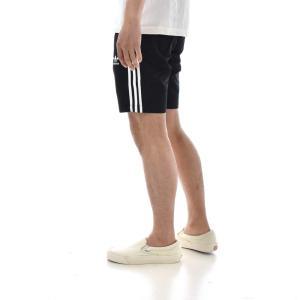 アディダス オリジナルス adidas originals パンツ  3ストライプス スイム ショーツ 水着 サーフパンツ メンズ ブランド 黒 3STRIPES SWIM SHORTS CW1305|raiders|02
