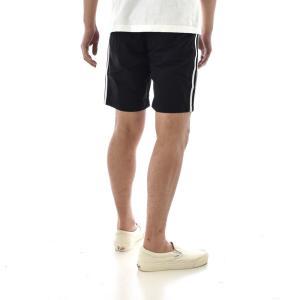 アディダス オリジナルス adidas originals パンツ  3ストライプス スイム ショーツ 水着 サーフパンツ メンズ ブランド 黒 3STRIPES SWIM SHORTS CW1305|raiders|03