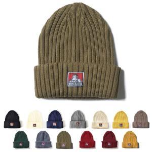 ベンデイビス BEN DAVIS キャップ 帽子 ベンズ コットン ニットキャップ BDW-9500 メンズ レディース|raiders