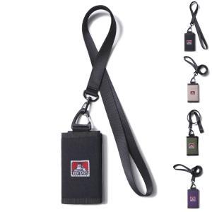 ベンデイビス BEN DAVIS 財布 ハンギングコインケース コンパクト メンズ レディース キッズ アウトドア ワレット 三つ折り ブランド ブラック 黒 BDW-8165|raiders