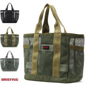 ブリーフィング briefing 日本正規品 メッシュ トートバッグ made in usa