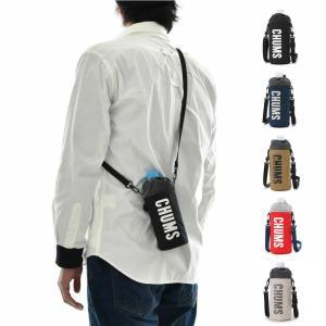 チャムス CHUMS ボトルホルダー エコ ペットボトルホルダー メンズ レディース 子供 保冷 ブランド 黒 紺 緑 赤 ブービー柄 Eco Pet Bottle Holder CH60-2723 raiders