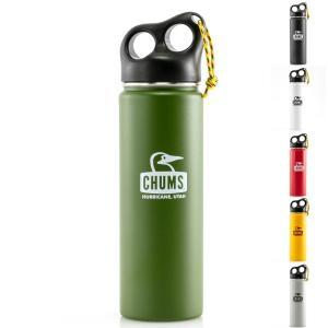 チャムス CHUMS 水筒 タンブラー キャンパー ステンレスボトル 650ml メンズ レディース キッズ ブランド 保温 保冷 Camper Stainless Bottle 650 CH62-1392|raiders